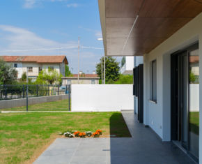 Piano terra residence Saona