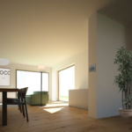 interior render design villa